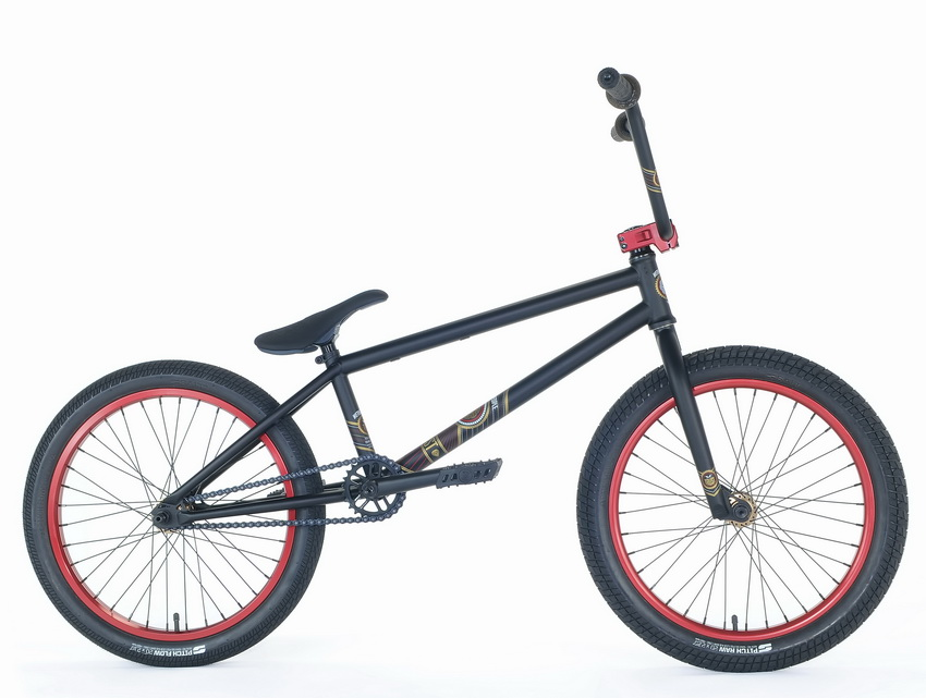 How to choose BMX complete bike