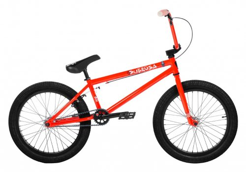 Subrosa 2019 SONO XL Gloss Fury Red