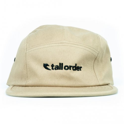 Tall Order CAMPER Hat Tan