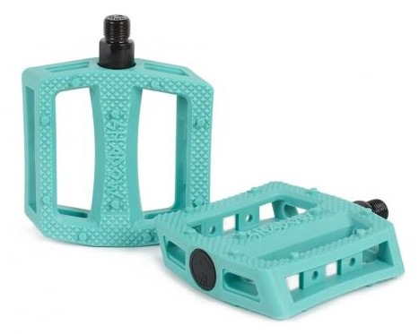 Shadow RAVAGER Plastic Pedals Phantom Green