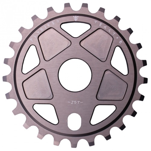 Flybikes TRACTOR Sprocket Space Grey