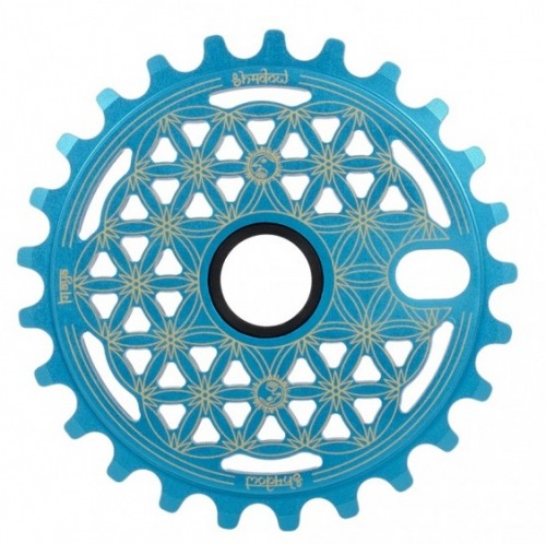 Shadow MAYA Sprocket Polar Pop Blue