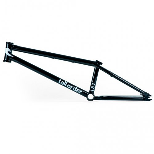 Tall Order 187 V3 Frame Gloss Black