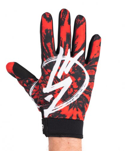 Shadow CONSPIRE Gloves Red Tye Die