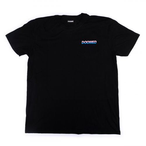 Doomed YOGURT T-Shirt Black